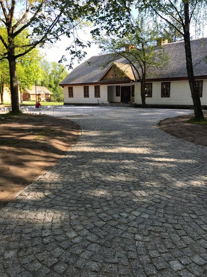 Muzeum Rolnictwa - Ciechanowiec - Master - Emil Borys Budownictwo