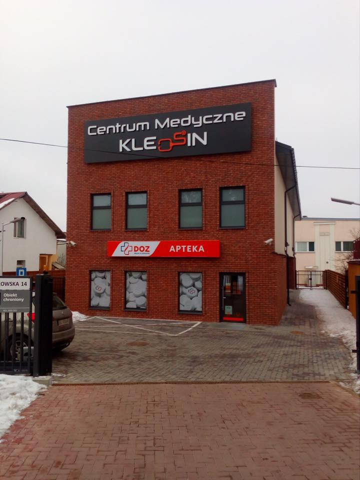 Centrum Medyczne - Kleosin - Master - Emil Borys Budownictwo