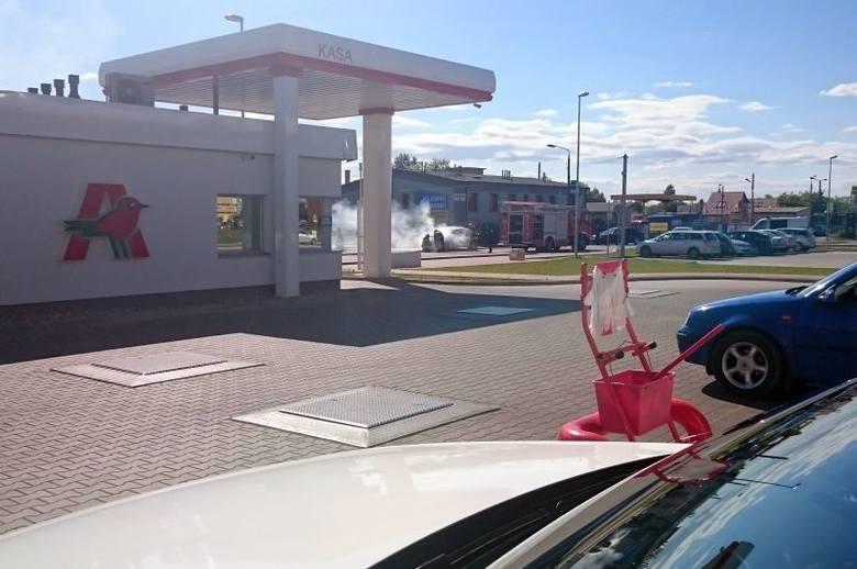 Stacja paliw Auchan, ul. Hetmańska - Białystok - Master - Emil Borys Budownictwo