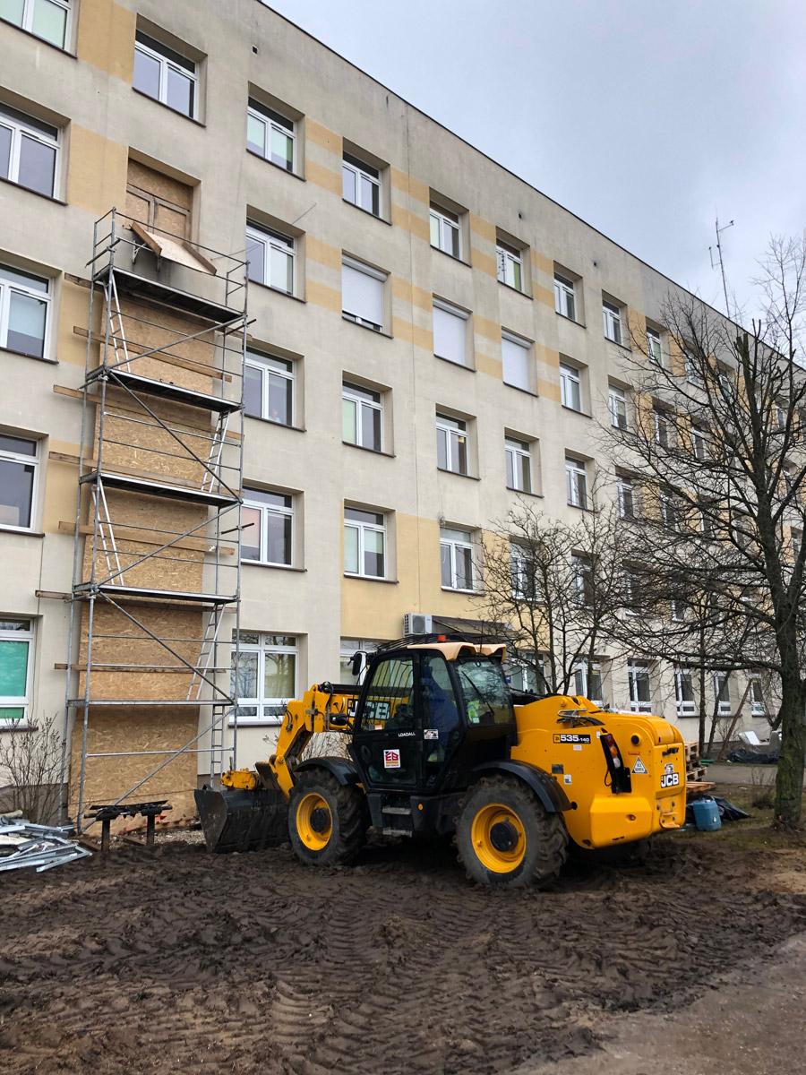 Szpital - Grajewo - Master - Emil Borys Budownictwo