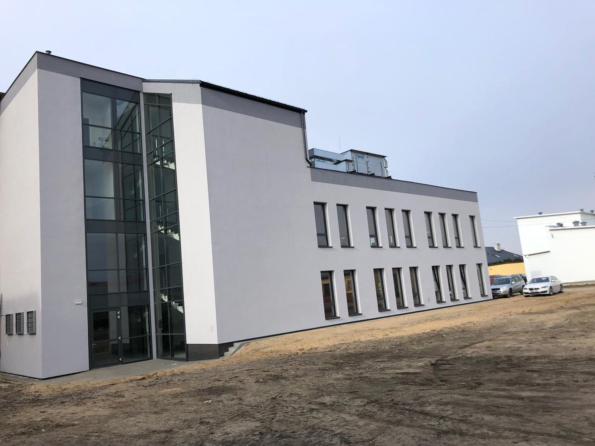 Rozbudowa szpitala - Wysokie Mazowieckie - Master - Emil Borys Budownictwo