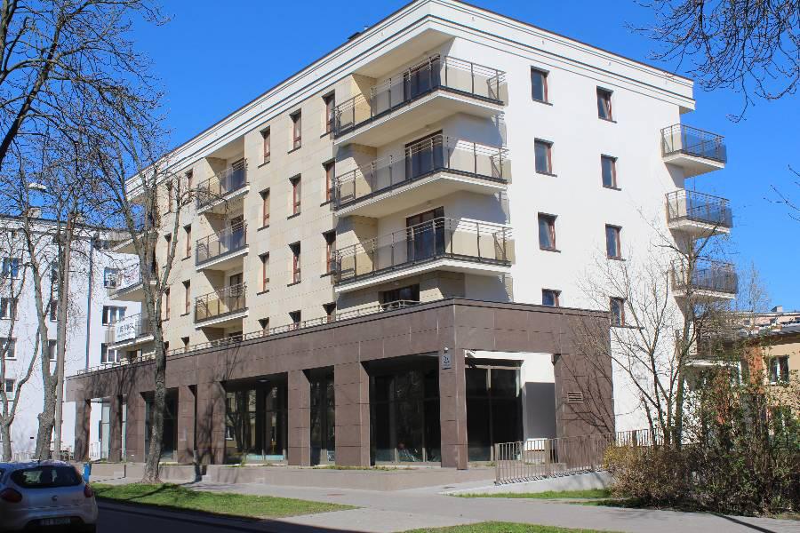 Budynek mieszkalny wielorodzinny z lokalami handlowo-usługowymi - Białystok - Master - Emil Borys Budownictwo