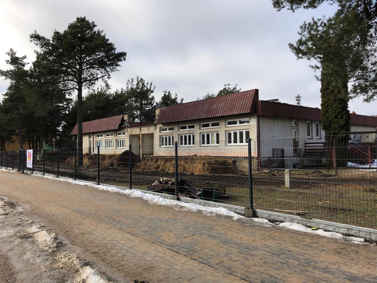 Przedszkole - Czarna Białostocka - Master - Emil Borys Budownictwo