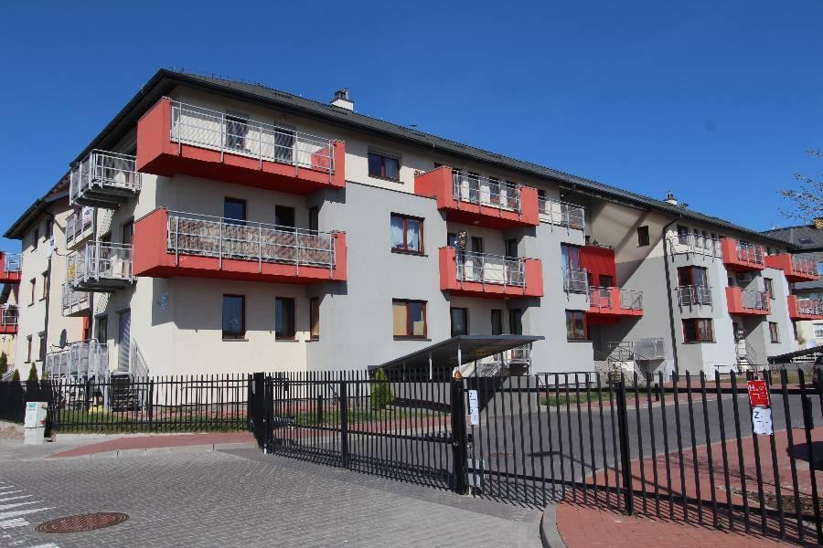 Budynek mieszkalny z garażem Prome Development - Józefosław - Master - Emil Borys Budownictwo