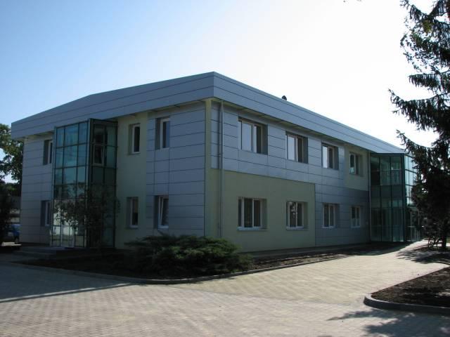 Budynek biurowy Michał - Wysokie Mazowieckie - Master - Emil Borys Budownictwo