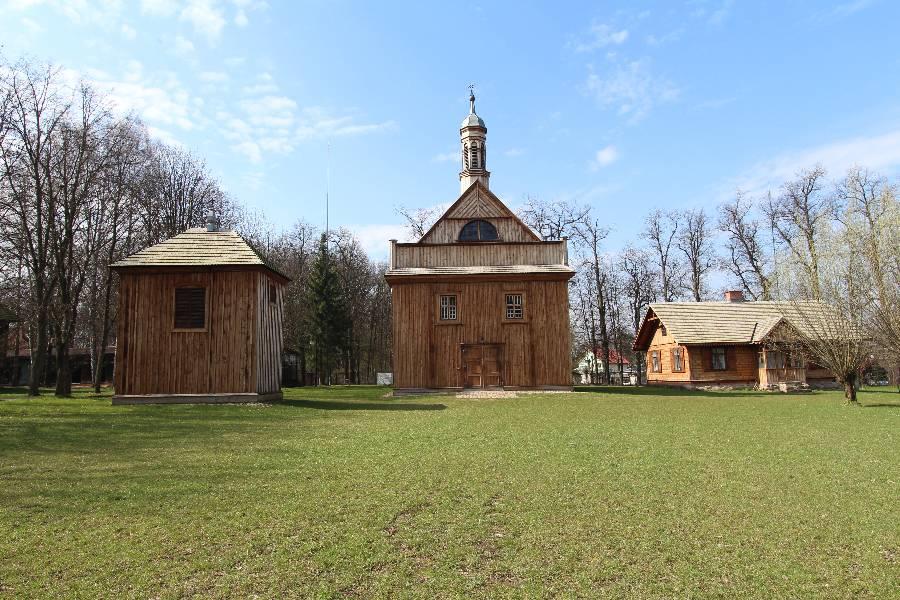 Muzeum Rolnictwa im. K. Kluka - Ciechanowiec - Master - Emil Borys Budownictwo