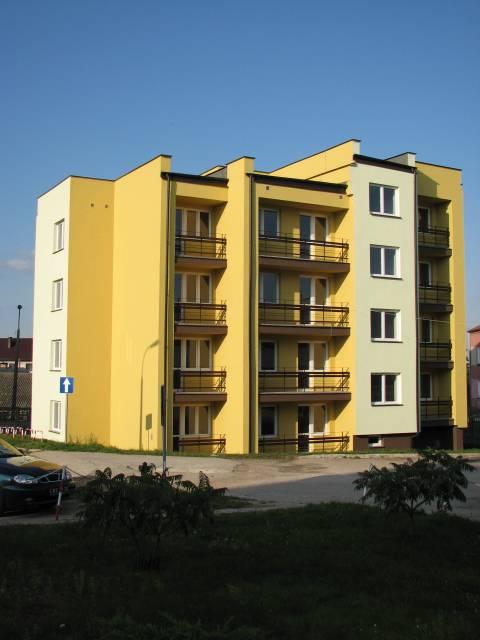 Budynek mieszkalny wielorodzinny - Master - Emil Borys Budownictwo