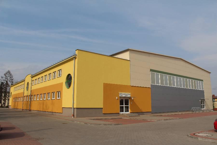 Sala gimnastyczna - Master - Emil Borys Budownictwo