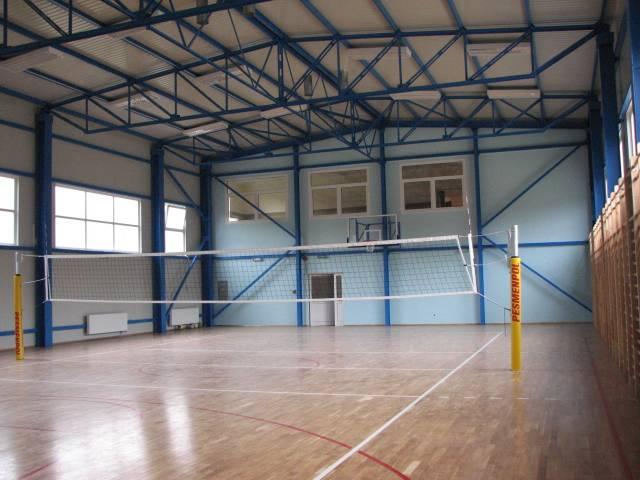 Sala gimnastyczna - Szulborze - Master - Emil Borys Budownictwo