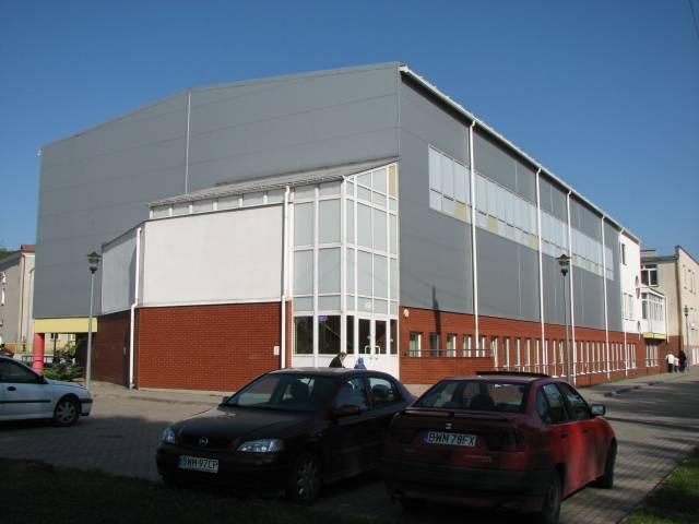 Sala gimnastyczna przy szkole podstawowej - Wysokie Mazowieckie - Master - Emil Borys Budownictwo