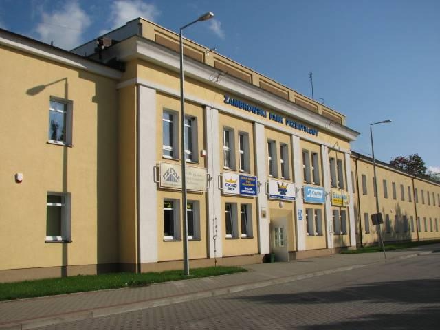 Zambrowski Park Przemysłowy - Master - Emil Borys Budownictwo