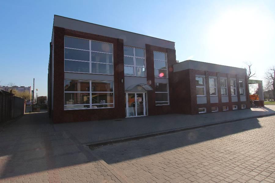 Budynek handlowo-usługowy - Master - Emil Borys Budownictwo